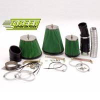 Kit přímého sání Green LANCIA DELTA 2,0L 16V HF TURBO integrale výkon 144kW (196hp) typ motoru 831 D5 000 rok výroby 89-91